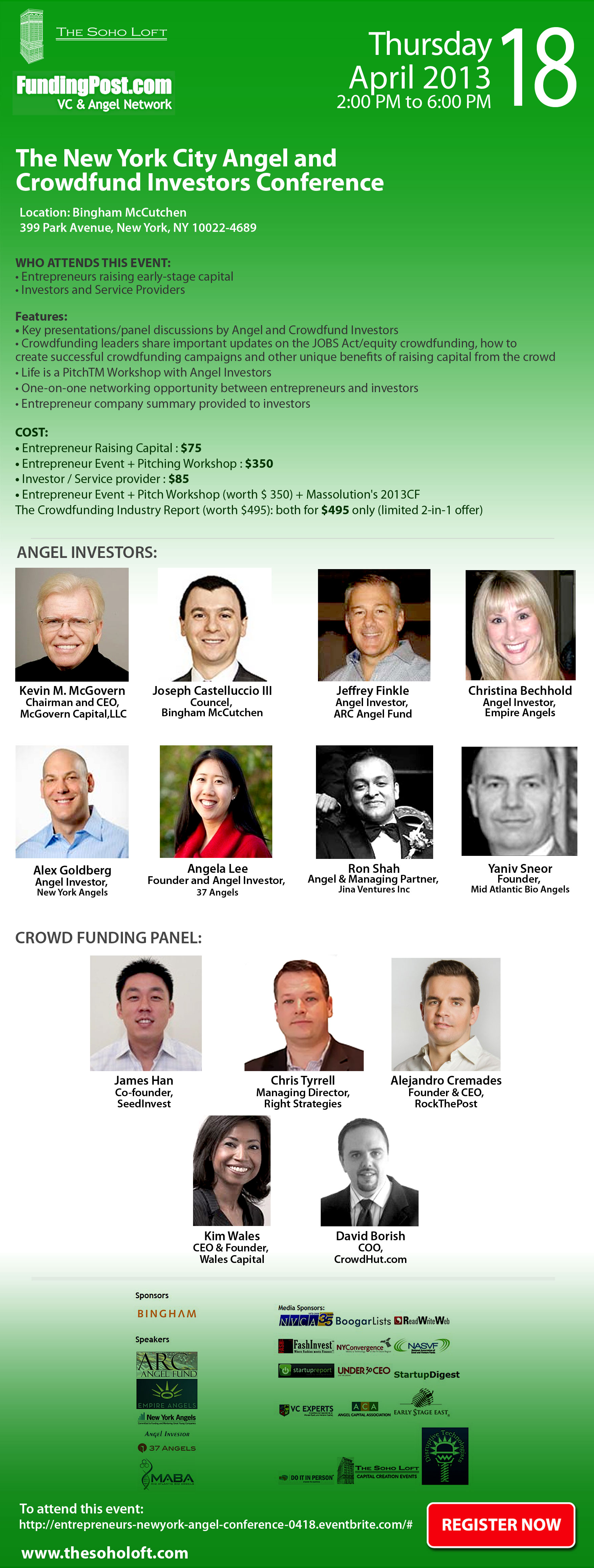 Crowdfund Investor Conference